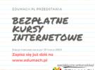 Formularz szybkiego zapisu oraz sylabusy – edycja MARCOWA 2020