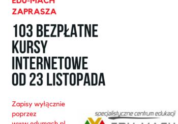 Rozpoczynamy zapisy na edycję LISTOPAD 2020!